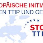Zur Seite der Europäischen Initiative gegen TTIP und CETA